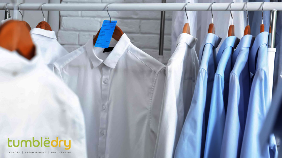 dry cleaning service tumbledry