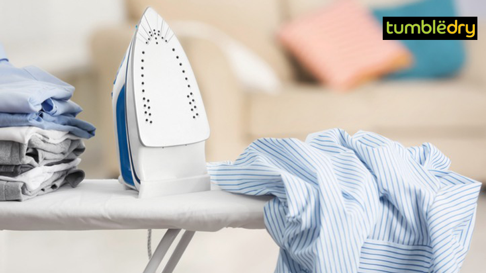 Steam Iron saves your time and ensures wrinkle Free Clothes
