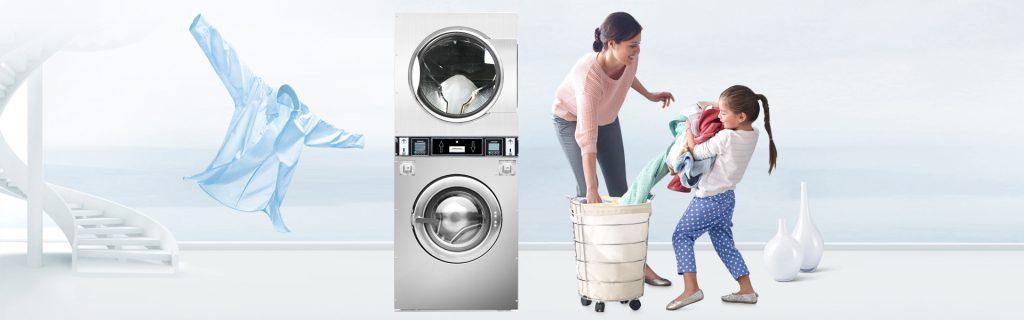wash and fold laundry service tumbledry